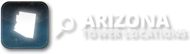Search our Arizona tower locations