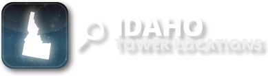 Search our Idaho tower locations