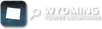Search our Wyoming tower locations
